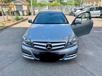 occasion Mercedes C220 CDI DPF Coupe (BlueEFFICIENCY) 7G-TRONIC