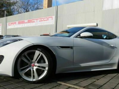 occasion Jaguar F-Type Coupe 3.0 V6 380ch S
