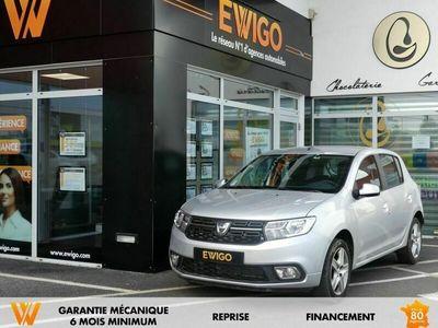 occasion Dacia Sandero II 0.9 TCE 90 CH LAUREATE E6