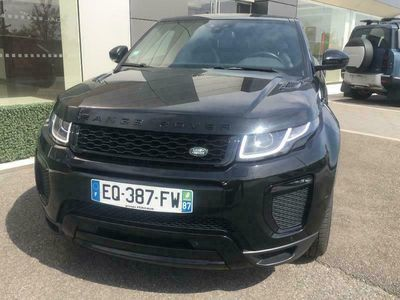 occasion Land Rover Range Rover evoque EVOQUE Coupe 2.0 TD4 180 HSE Dynamic Mark IV 3p