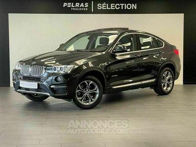 occasion BMW X4 xDrive20dA 190ch xLine