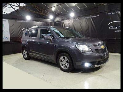 occasion Chevrolet Orlando 2.0 TDCi LT / GPS NAVI / PDC / 7 PLACES / 7 PLAATS