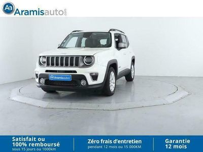 occasion Jeep Renegade Limited 1.3 150 BVA6