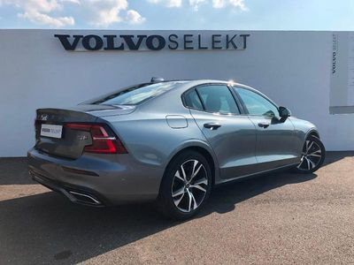 occasion Volvo S60 T8 Twin Engine 303 + 87ch R Design First Edition Geartronic 8