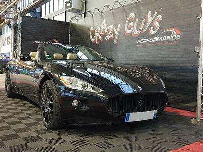 occasion Maserati GranCabrio V8 4.7 bva