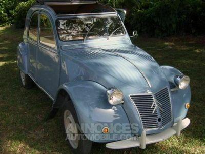 occasion Citroën 2CV
