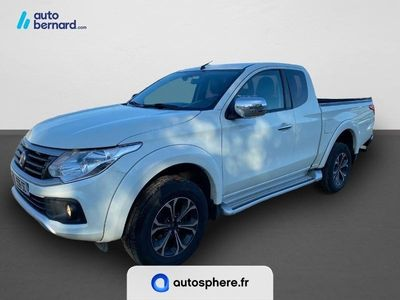occasion Fiat Fullback 2.4 D 180ch Cabine Approfondie Adventure Pack Sport MY17