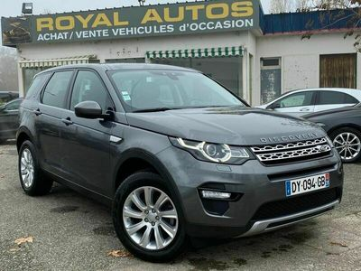occasion Land Rover Discovery Sport 2.0 TD4 180ch BVA9 HSE 4WD
