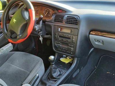 occasion Peugeot 406 1.8e 16V SR