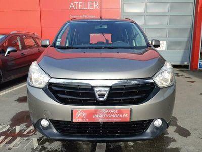 occasion Dacia Lodgy Prestige 1.5 dCI 110 FAP 5 places