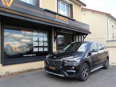 occasion BMW X1 - XDRIVE 20D XLINE
