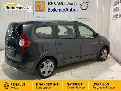 occasion Dacia Lodgy TCe 115 5 places Stepway