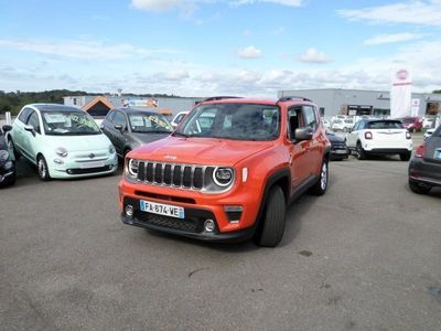 occasion Jeep Renegade Limited 1.6 l MultiJet 120 ch BVR6