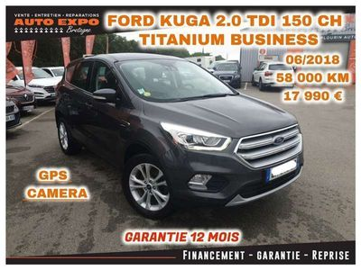 occasion Ford Kuga 2.0 Tdci 150ch Stop&start Titanium Business 4x2