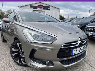 occasion Citroën DS5 2L HDI 136cv CUIR GPS LED CAMERA TOIT PANO SPORTCHIC