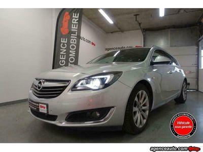 occasion Opel Insignia Country Tourer II (2) SPORTS TOURER 1.6 CDTI 136 ECOFLEX ELITE