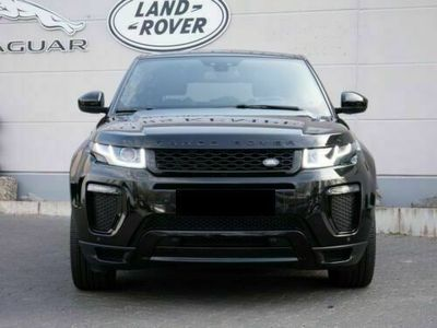 occasion Land Rover Range Rover evoque TD4 180 BVA HSE Dynamic