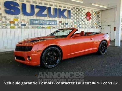 occasion Chevrolet Camaro 2ss v8 2011 prix tout compris hors homologation 4500 €