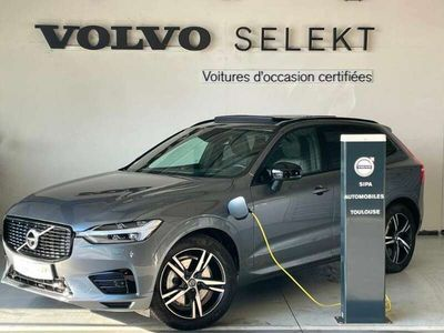 occasion Volvo XC60 T6 AWD 253 + 87ch R-Design Geartronic