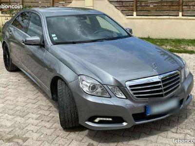 occasion Mercedes E250 Classe CDI BlueEfficiency Avantgarde Executive