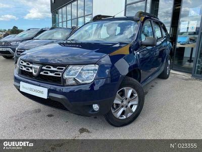 occasion Dacia Duster dCi 110 4x2 Lauréate Plus 2017