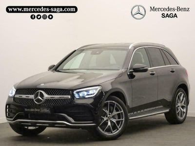 occasion Mercedes GLC300 d 245ch AMG Line 4Matic 9G-Tronic