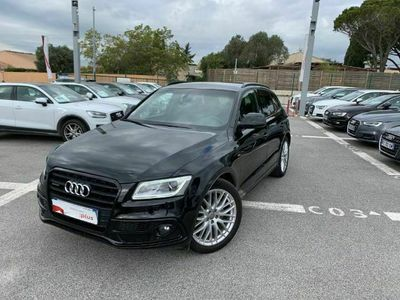 occasion Audi Q5 S line Competition 2.0 TDI 140 kW (190 ch) S tronic