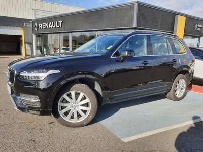 occasion Volvo XC90 D5 AWD 235CH MOMENTUM GEARTRONIC 5 PLACES