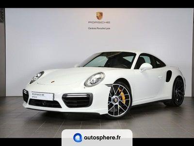 occasion Porsche 911 Turbo S COUPE 3.8 580ch PDK