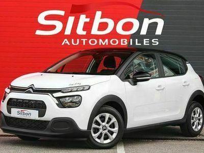 occasion Citroën C3 Feel 1.2 puretech 83ch -17% Essence