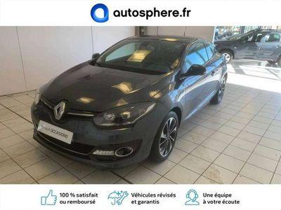 occasion Renault Mégane Coupé COUPE 1.5 dCi 110ch FAP Bose EDC Euro6 2015