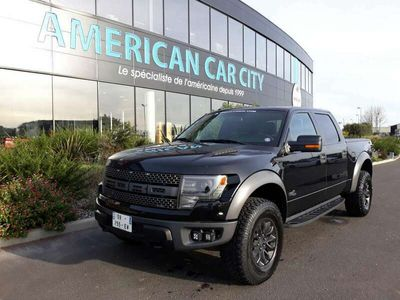 occasion Ford F-150 Raptor supercrew V8 6.2L