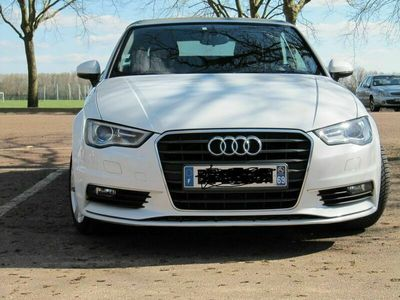 occasion Audi A3 Cabriolet 2.0 TDI 150 Ambition Luxe S tronic 6