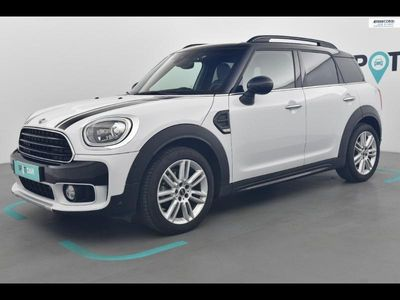 occasion Mini Countryman D 150ch Red Hot Chili BVA FULL