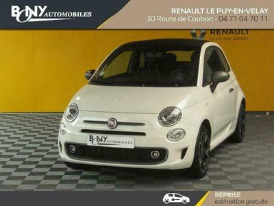 occasion Fiat 500C 1.2 69 ch S