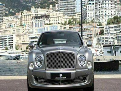 occasion Bentley Mulsanne V8 512ch