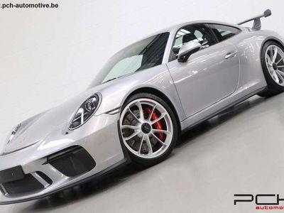 occasion Porsche 911 GT3 991 .24.0i 500cv PDK Club Sport - Boîte Manu -