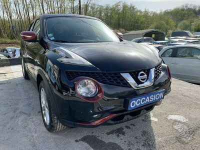 occasion Nissan Juke 1.2 DIG-T 115CH BLACK EDITION EURO6