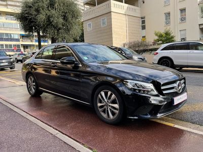 occasion Mercedes C220 CLASSEd 9G-Tronic Avantgarde Line.