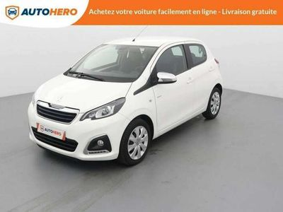occasion Peugeot 108 1.2 VTi Style 82 ch