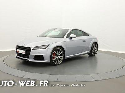 occasion Audi TTS Coupé 2.0 TFSI 310 S tronic 6 Quattro