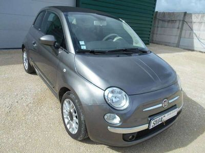 occasion Fiat 500C 1.2 8v 69ch Lounge