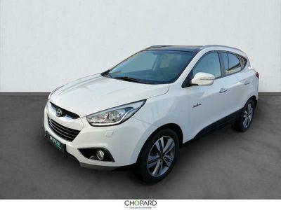 occasion Hyundai ix35 1.7 CRDi 115ch PACK Premium Limited Blue Drive