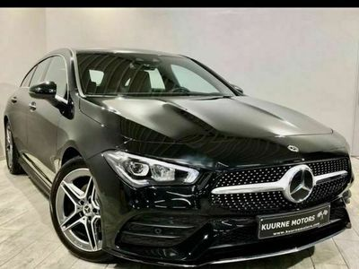 occasion Mercedes CLA180 d AMG - Wide Screen - Led - Cam