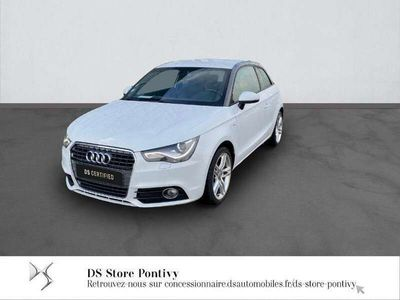 occasion Audi A1 1.2 TFSI 86ch S line