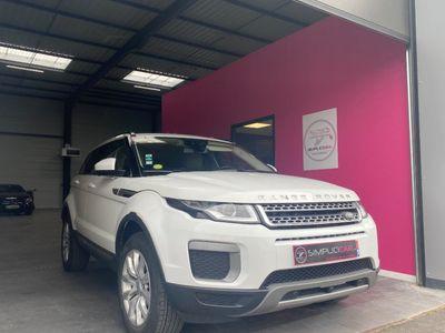 occasion Land Rover Range Rover evoque 150 ch