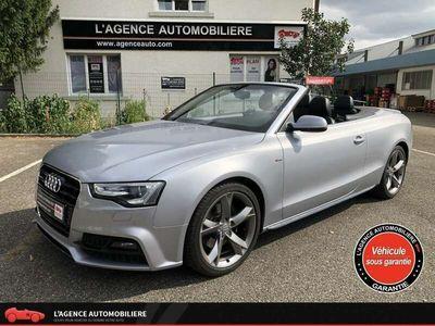 occasion Audi A5 Cabriolet () 3.0 V6 TDi 204 Sline Plus