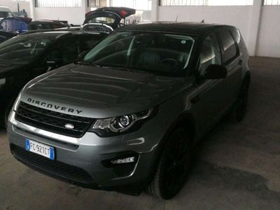 occasion Land Rover Discovery Sport Mark I TD4 180ch HSE A