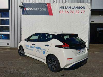occasion Nissan Leaf LeafElectrique 40kWh Acenta 5p