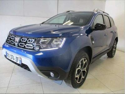 occasion Dacia Duster 15 Ans Blue dCi 115 4x2 - 2021